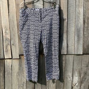 Laundry by Shelli Secal Ankle Cropped Pants